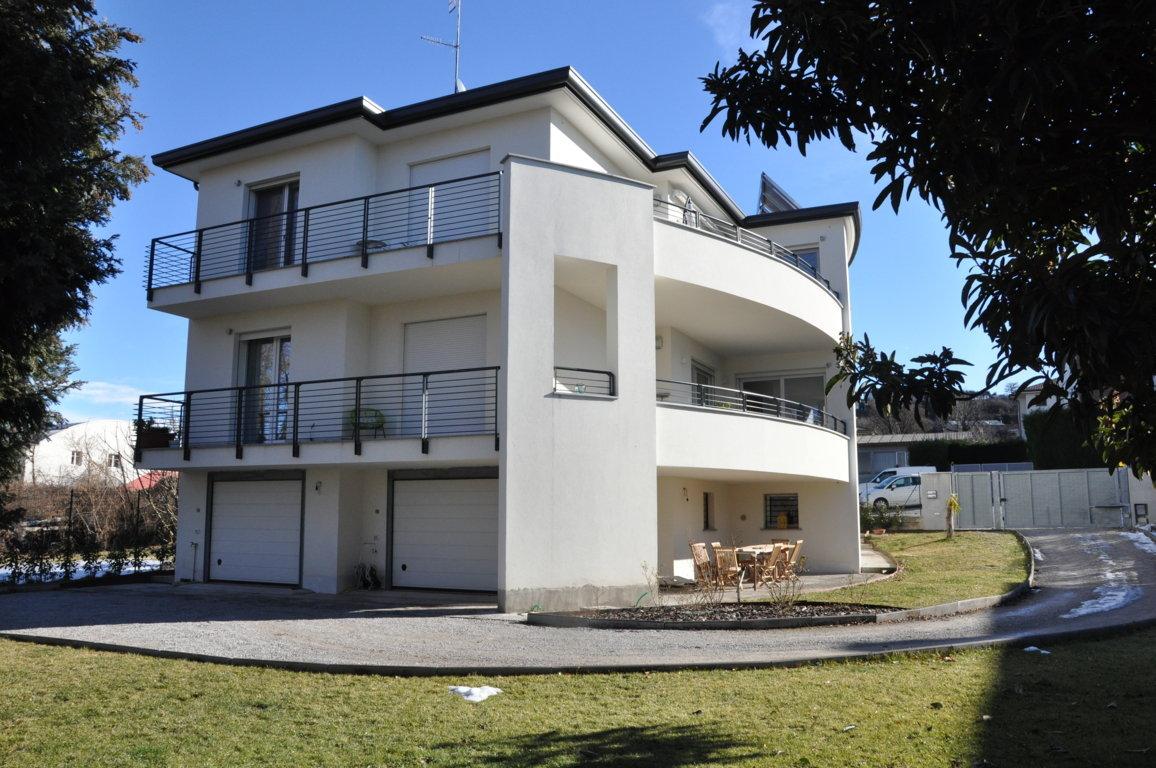 Ampliamento edificio plurifamiliare in Cantù (CO)