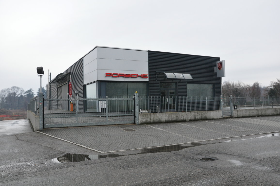 Centro Porsche Cermenate (CO)