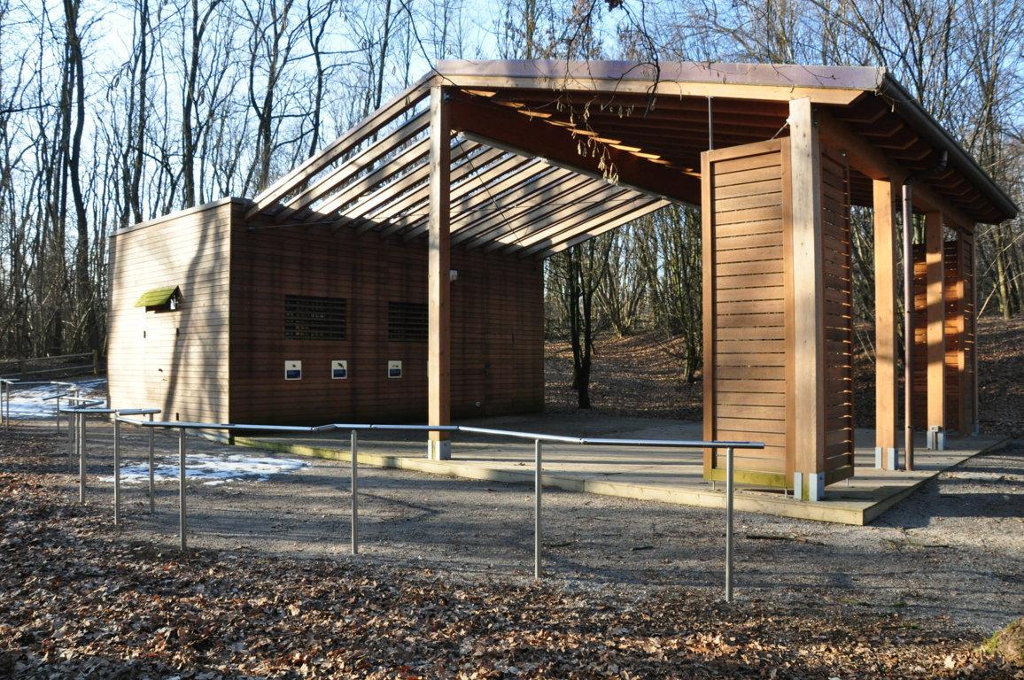 Centro visite Parco Lura Bregnano (CO)
