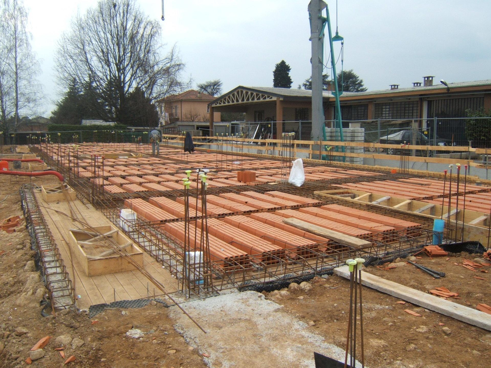 Nuove Costruzioni - Impresa Edille Bruzzese Guanzate Como