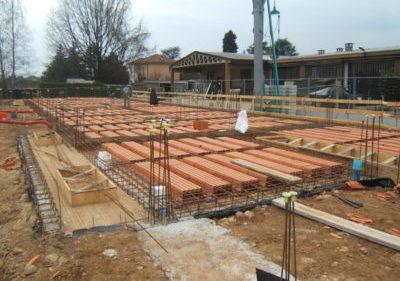 Nuove costruzioni - Impresa Edile Bruzzese Guanzate Como