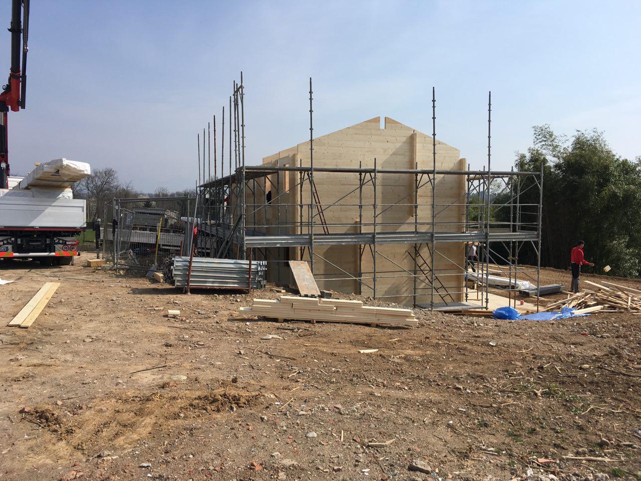 Costruzioni in bioedilizia - Impresa Edile Bruzzese Guanzate Como